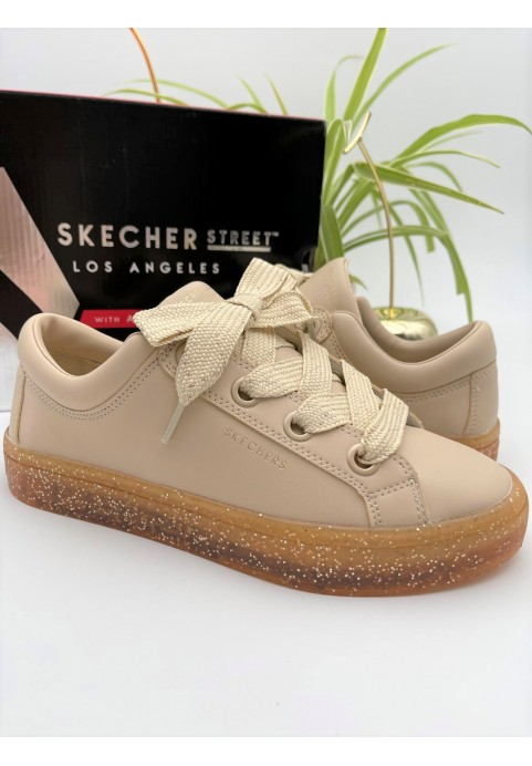Baskets Skechers- Hi-Lite - Nude